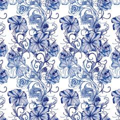 Fashion's Love Affair With Floral Prints Continues At Bon Vivant