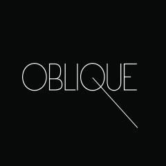 Introducing OBLIQUE LONDON