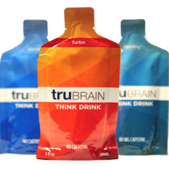 truBrain | The World's First Drink That Makes You Sharper